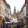 Heidelberg's Hauptstrasse