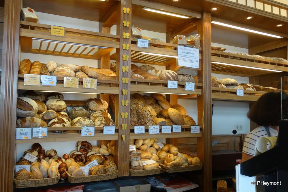 Bread, Heidelberg Bismarckplatz