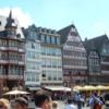 Romerberg houses, Frankfurt