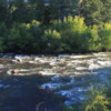 Eagle River, Avon, Colorado.  A great fly-fishing river with lots of trout