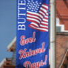 Evel Knievel Days, Butte, Montana (Evel was a resident of Butte)