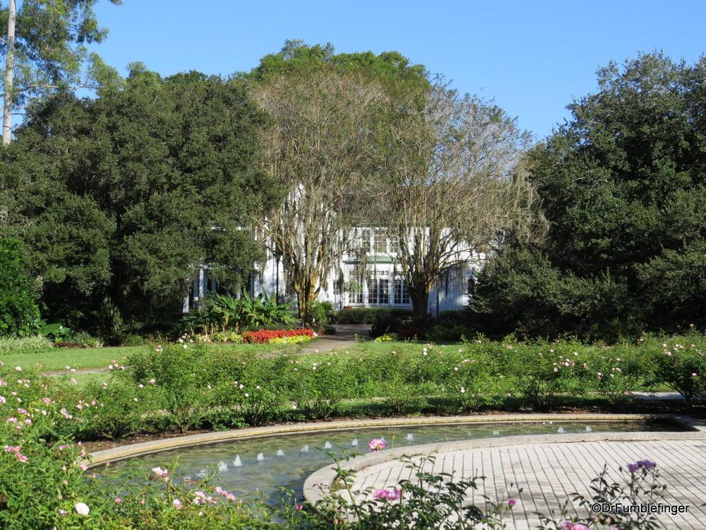 Harry P Leu Gardens, Orlando