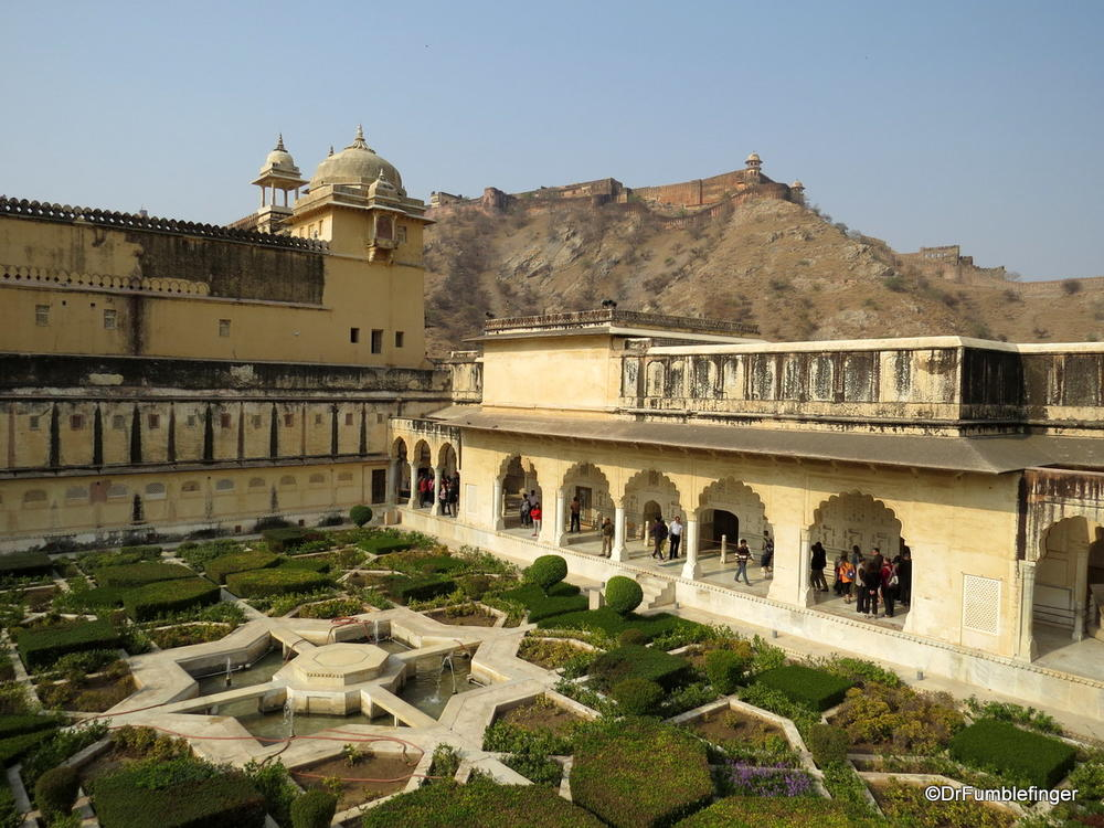 Views from the Amber Fort, Jaipur