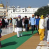 100,000 people visit the Golden Temple in Amritsar every day