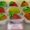 Marzipan, shaped and colored like fruit, Toledo