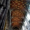 Vaulted ceiling, Chester Cathedral