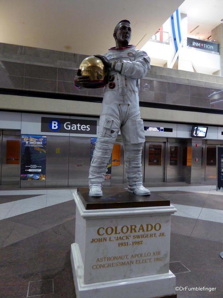 Astronaut Jack Swigert, Colorado Resident, Apollo 13 astronaut