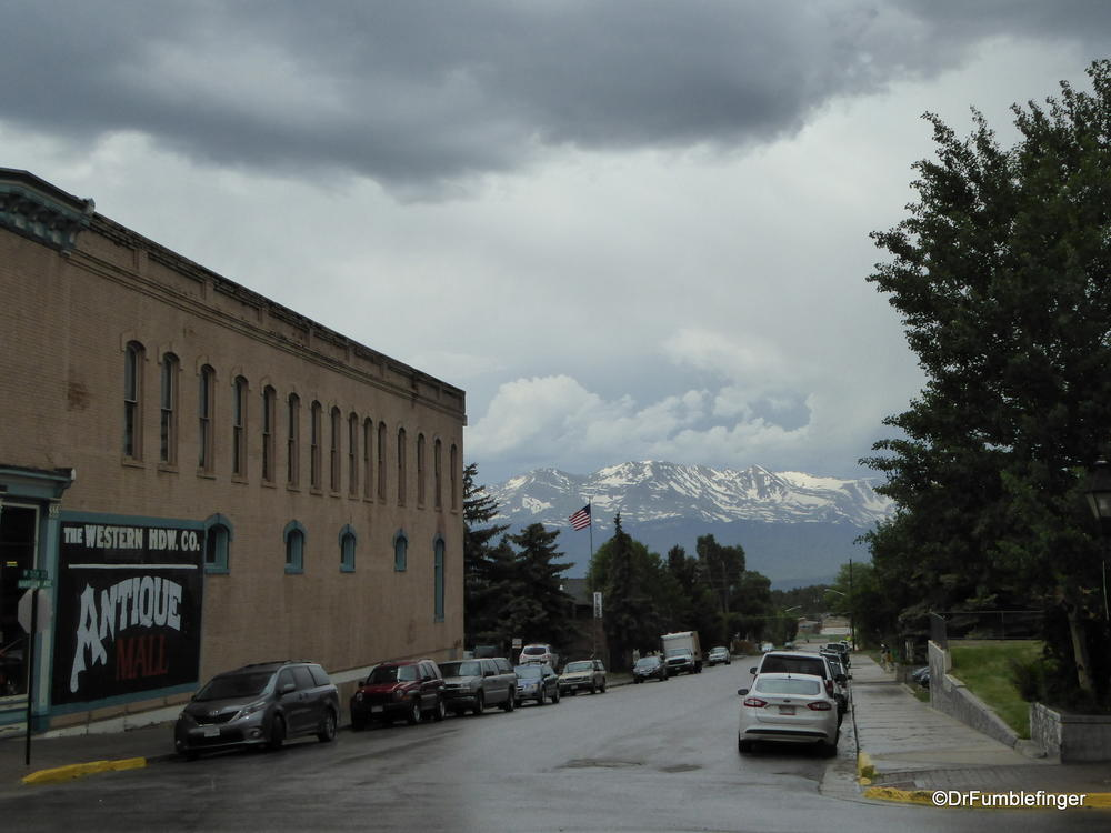 Mt. Massive, viewed from Leadville