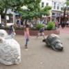 Children's play area, Pearl Street, Boulder