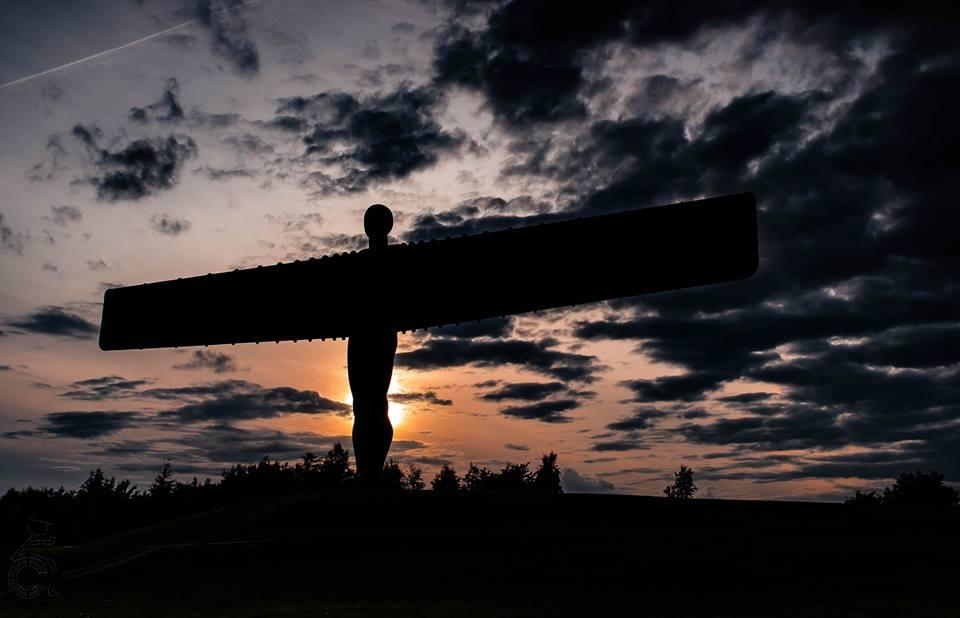 Angel of the North, North East England