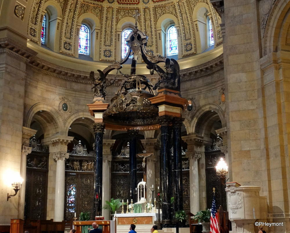 Cathedral, Saint Paul, MN