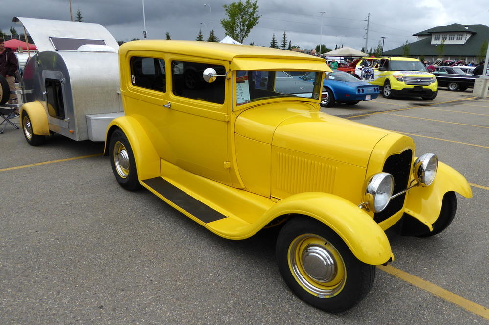 Attended a great car gathering this weekend!  Show and Shine, Calgary