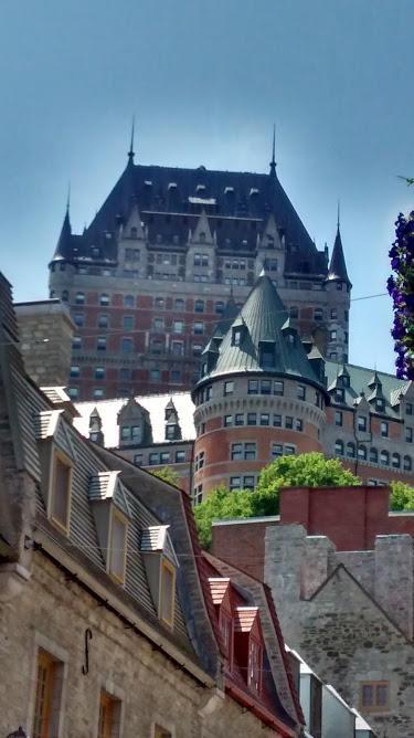 Fairmont Le Château Frontenac, Quebec