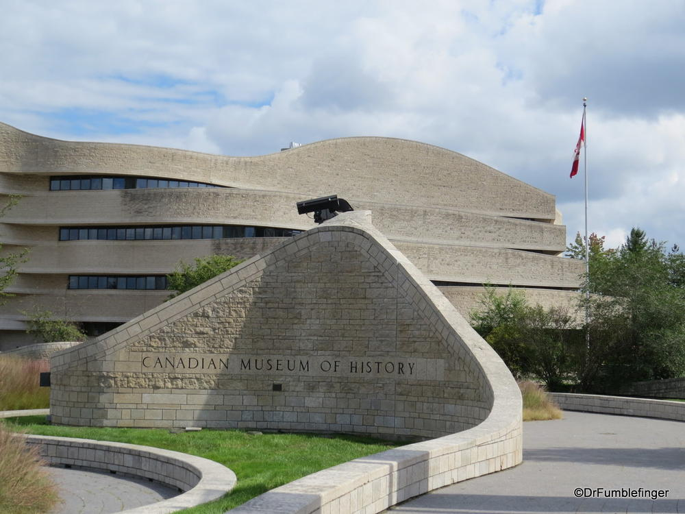 Canadian Museum of History, Gatineau
