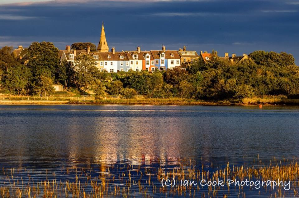 Alnmouth, Northumberland, UK.