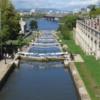 Rideau Canal, Ottawa.  A UNESCO World Heritage Site