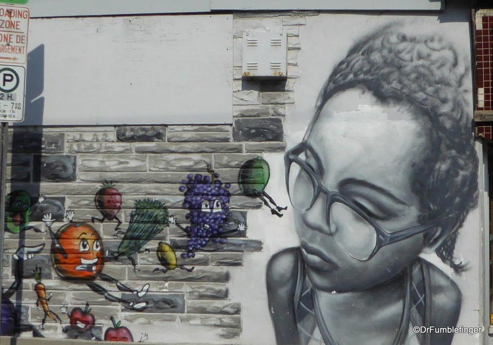 Street art, Ottawa