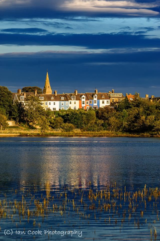 Alnmouth, Northumberland.