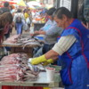 Fresh fish at Valparaiso Market