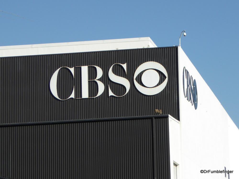 CBS Studios, Hollywood