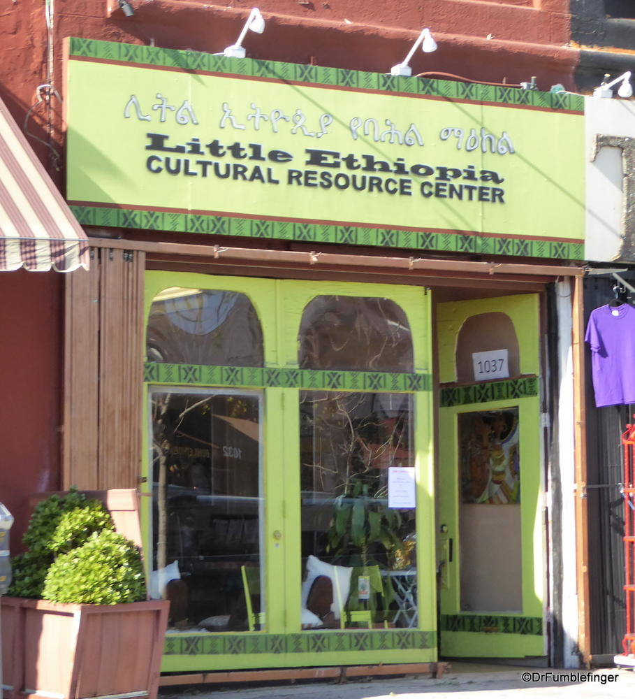 Little Ethiopia, Los Angeles