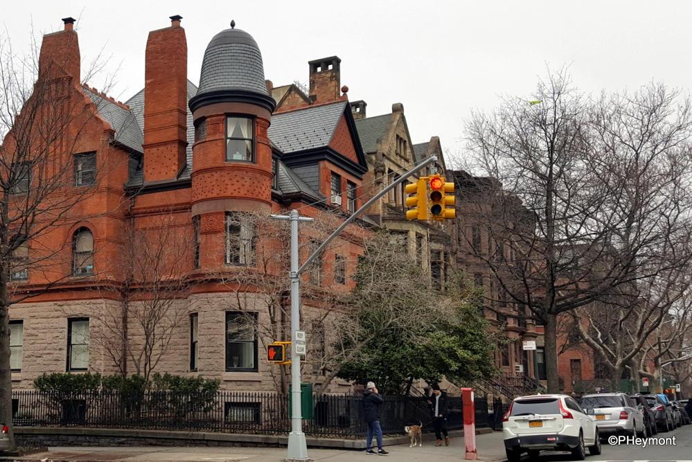 Red-brick Fantasy, Brooklyn