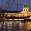 The Seine and Left Bank, Night