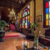Interior of Ponte Fonte family house, La Orotava, Tenerife, Canary Islands