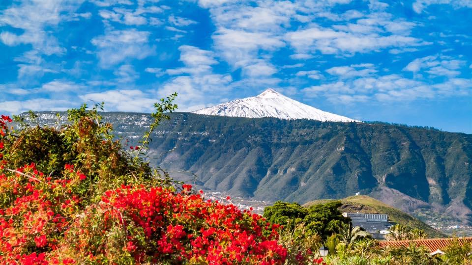 Mt Teide, Tenerife, Canary Islands, Spain