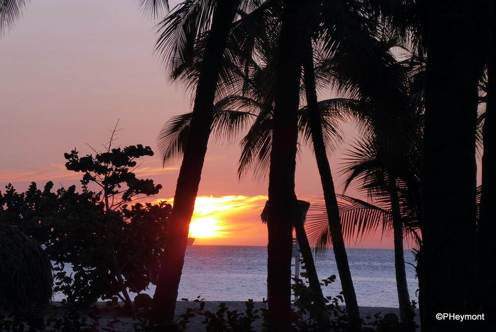 Another Caribbean Sunset