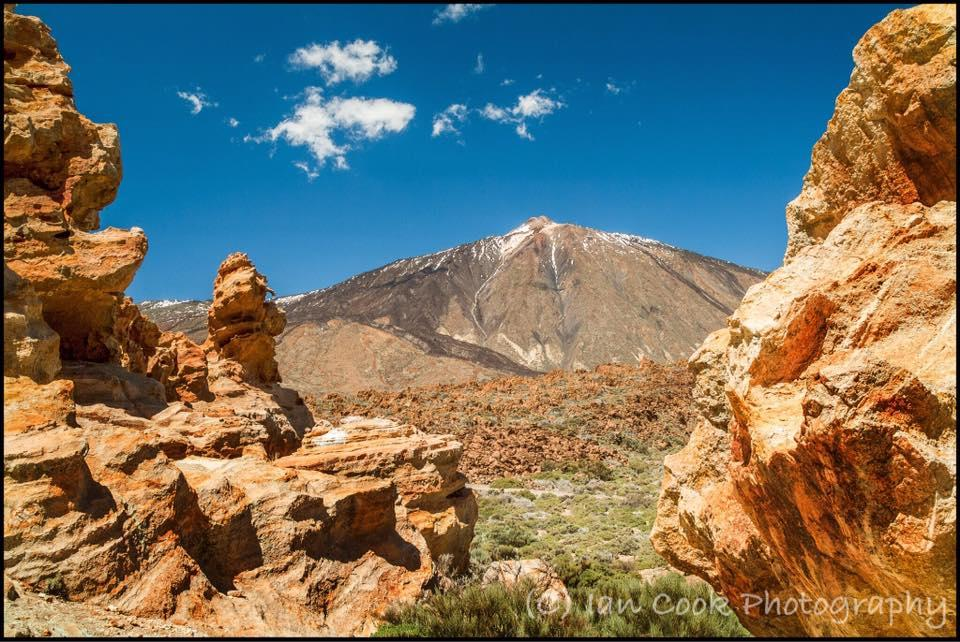 Pico Del Teide, the teide, Tenerife, Canary Islands, Spain.