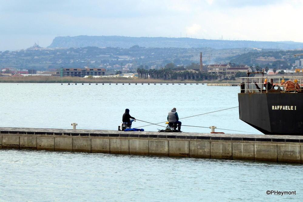 Always the fishermen...