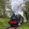 No.2, Tanfield Railway, County Durham.