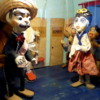 Cantina Dancers at SF's Musee Mecanique