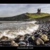 Dunstanburgh Castle Northumberland.