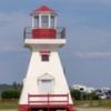 Carleton Lighthouse, Quebec, Canada