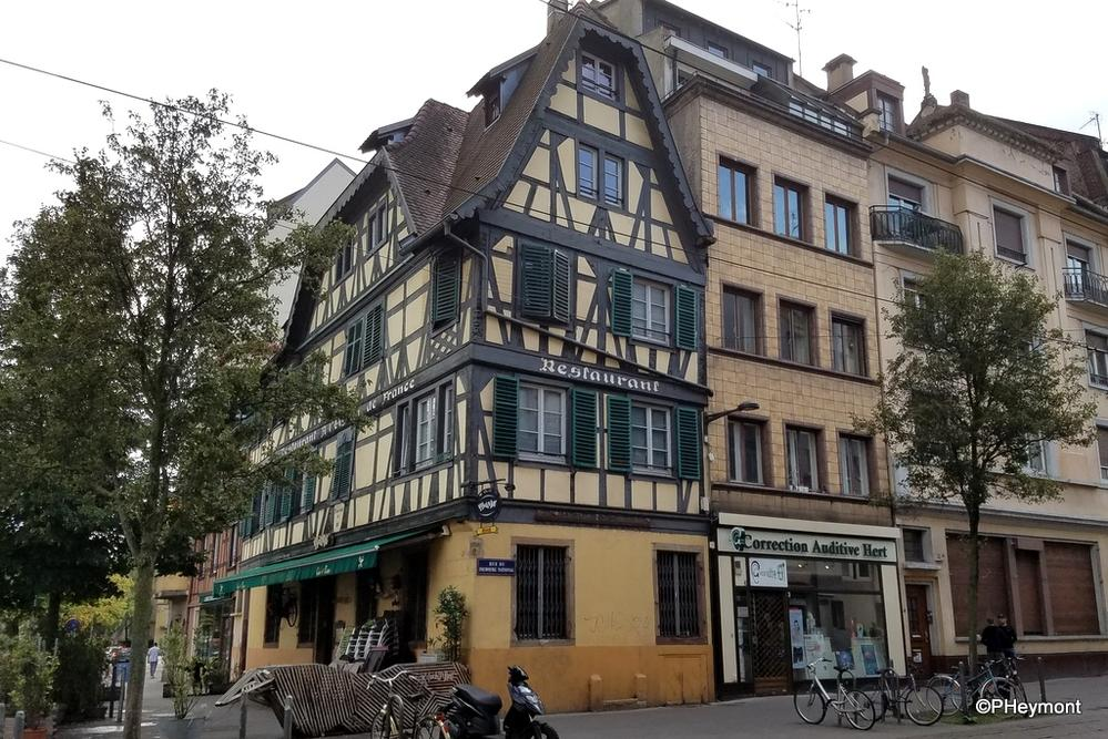 Ancient and Fairly New, Strasbourg