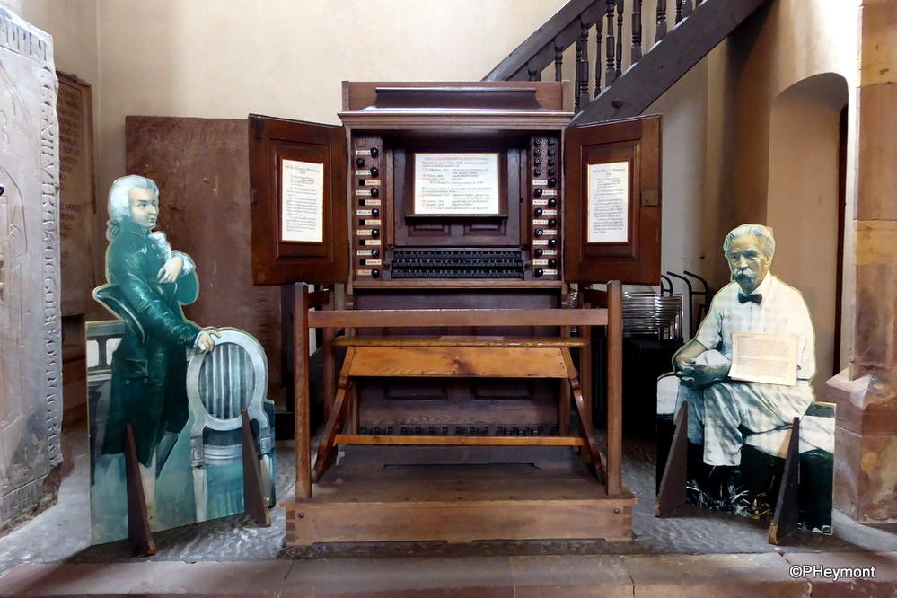 St. Thomas Organ: Famous Players