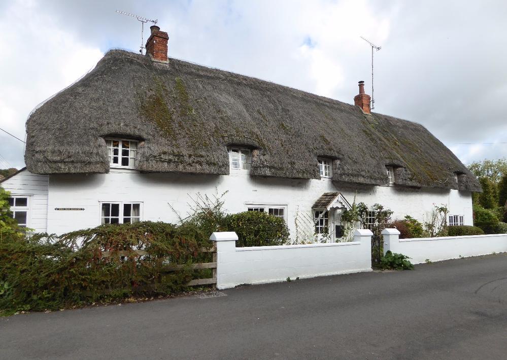 """The """"Old Bakery"""", Avebury"""