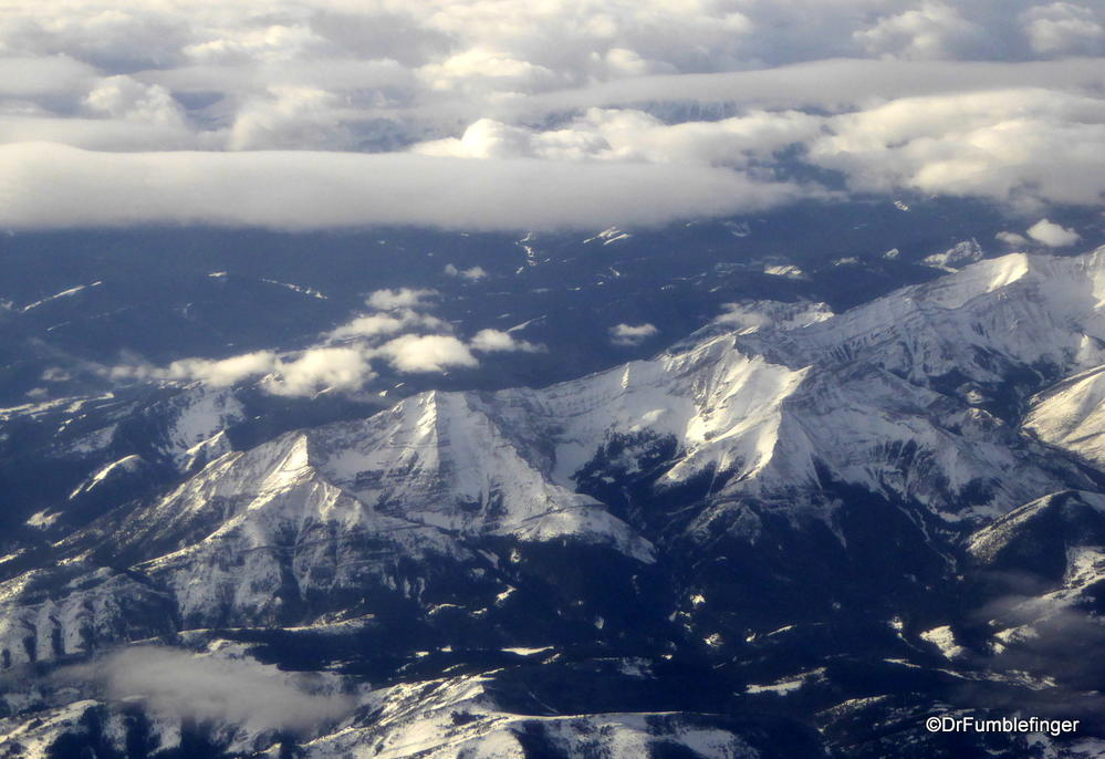 Alberta's Rocky Mountains
