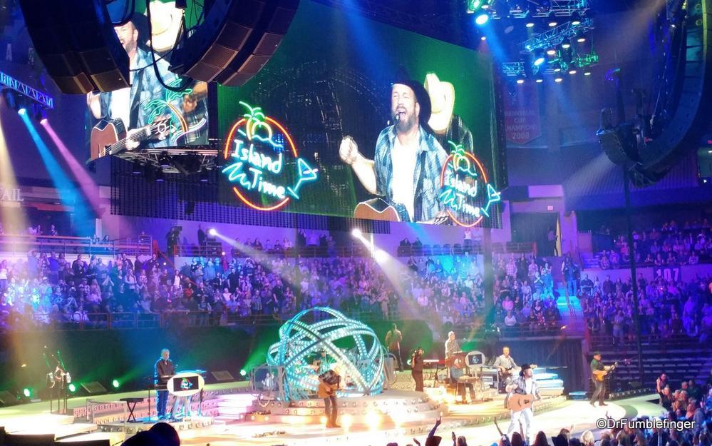 Garth Brooks Live, Spokane, Washington