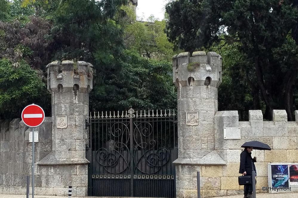Gates of Santa Gertrudes, Lisbon