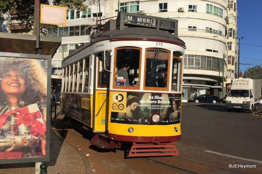 Electrico 28, Lisbon's iconic trolley route
