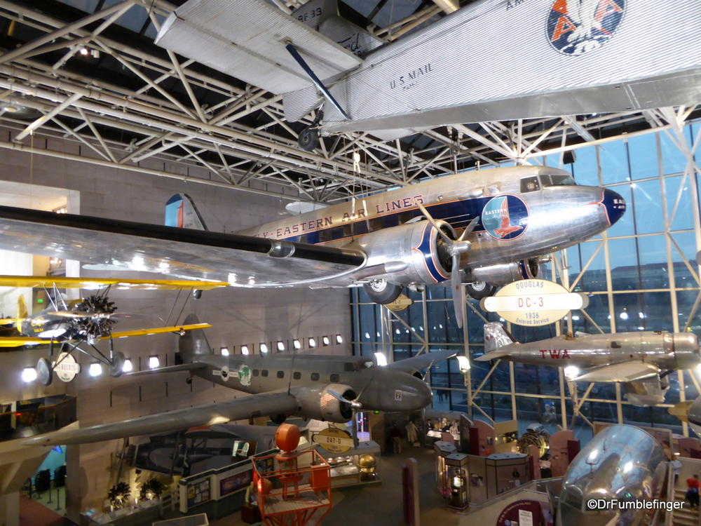 Air and Space Museum, Washington DC