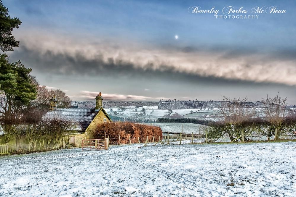Roseberry Topping . North York Moors, England