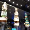 Cake display at the Aria Patisserie, Las Vegas
