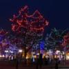 Lights on the Plaza, Santa Fe