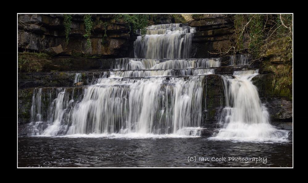 Cotter Force, Wensleydale, North Yorkshire.