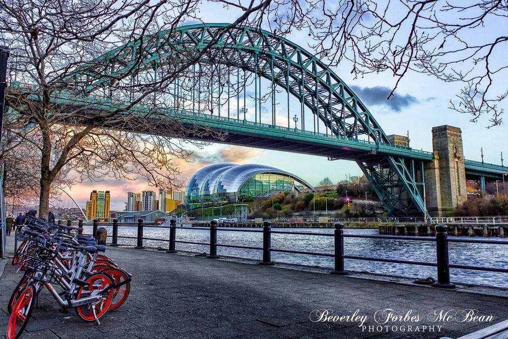 Along the Quay, Gateshead, England