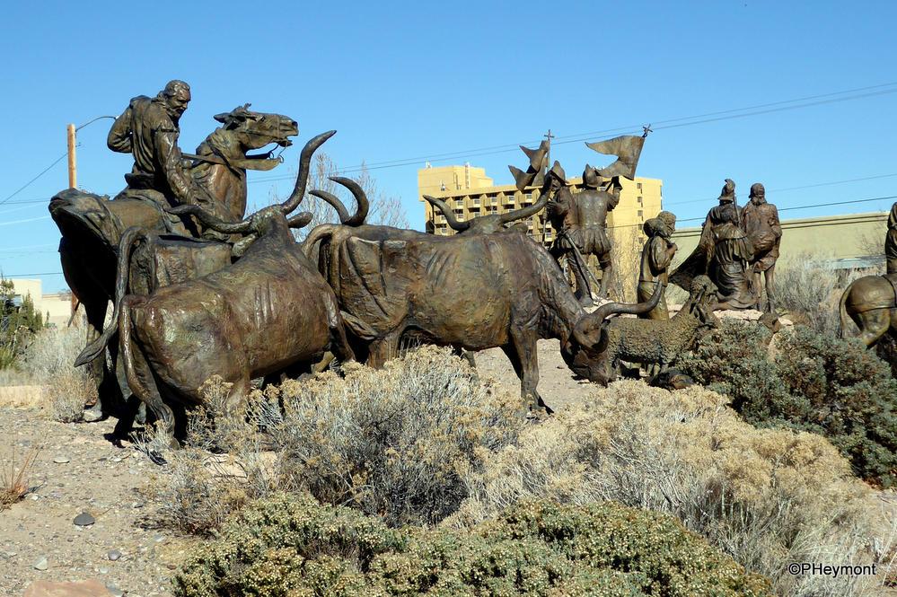 La Jornada, Albuquerque Museum